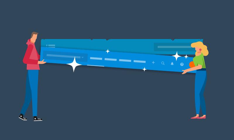New Xero Navigation