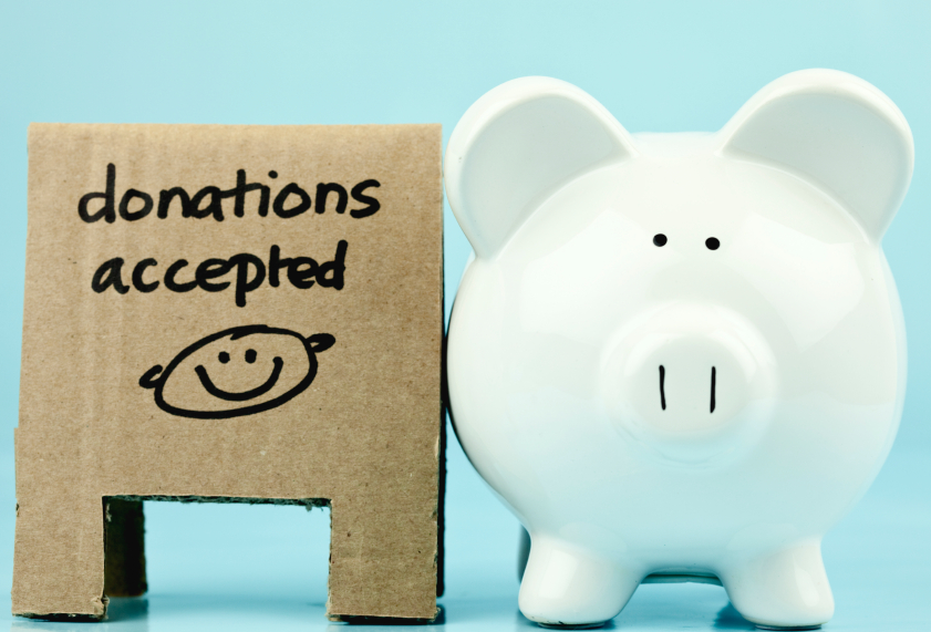 Donations and Tax